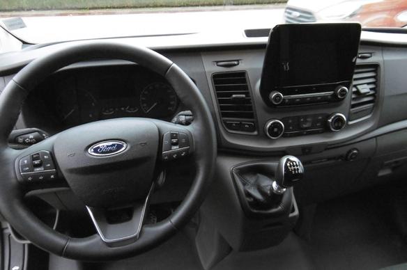 Essai - Ford Transit Custom (2017): de mieux en mieux