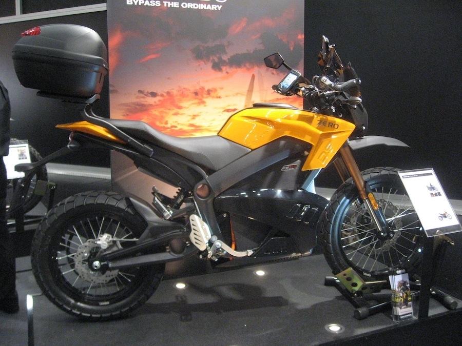 En direct de Cologne : Zero Motorcycles fait évoluer sa gamme pour 2013