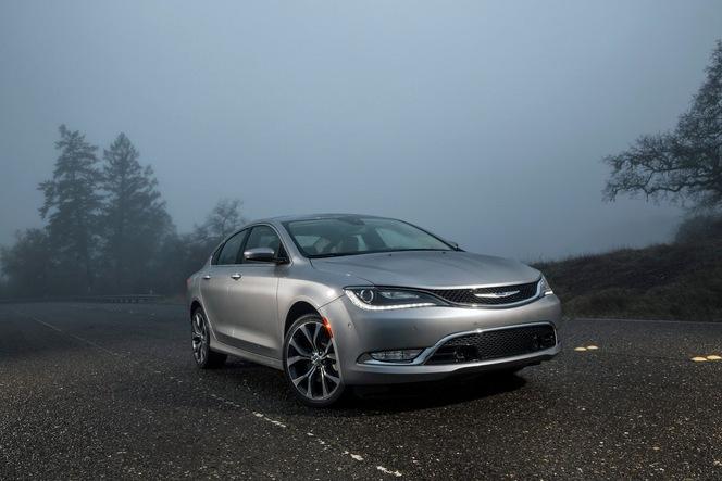 10 000 commandes en 1 journée pour la nouvelle Chrysler 200
