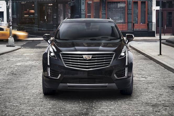 Cadillac officialise le XT5