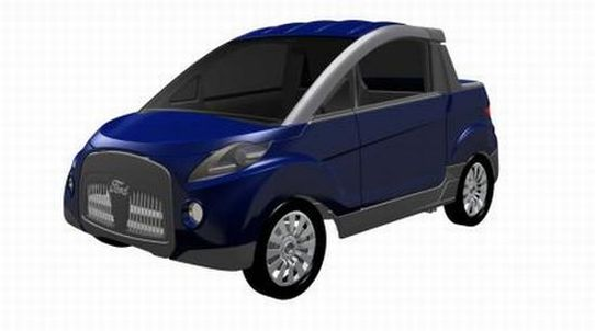 Voici à quoi ressemble la Ford T du XXIe siècle !