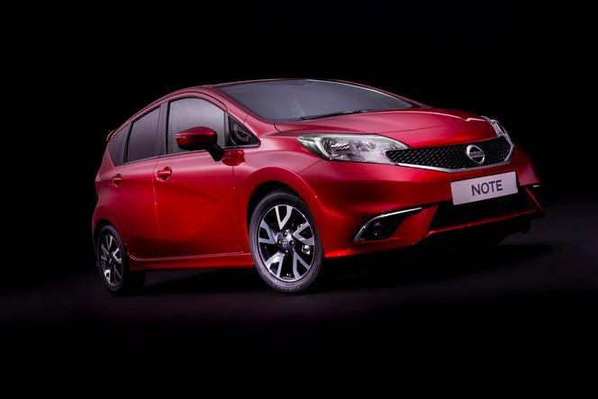 Genève 2013 : Nissan change de Note