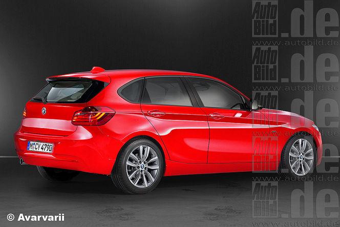 La BMW Série 1 se refait une beauté