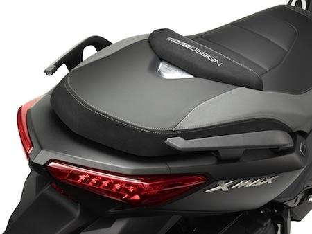 Série spéciale: Yamaha X-Max 400 Momo Design