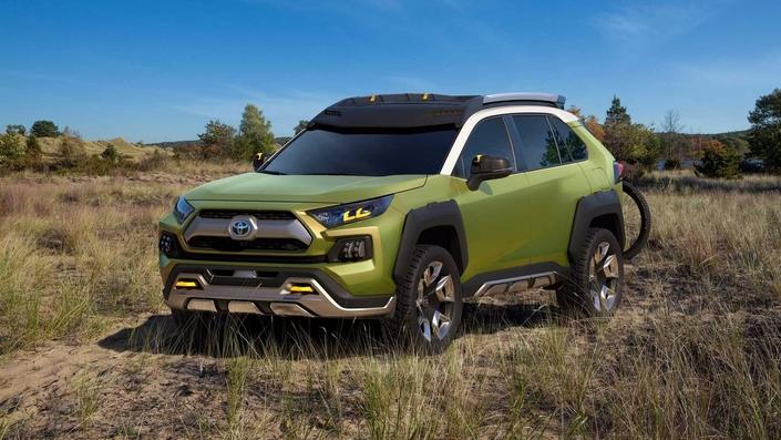 Salon de Los Angeles - Toyota dévoile le concept FT-AC