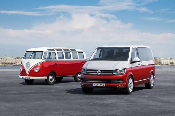 Volkswagen : un nouveau concept Microbus en 2016