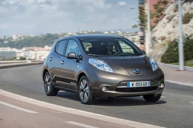 Nissan : la Leaf passe à 250 km d'autonomie