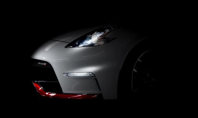 Nissan : un teaser pour une mystérieuse 370Z Nismo