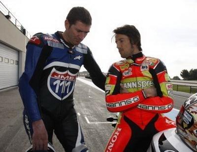 Endurance: Jean Michel Bayle et Sébastien Charpentier sur une Honda Ten Kate au Bol d'Or !