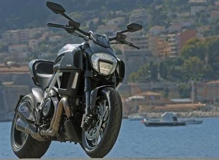 Le Ducati Diavel 2014 arrive en concessions