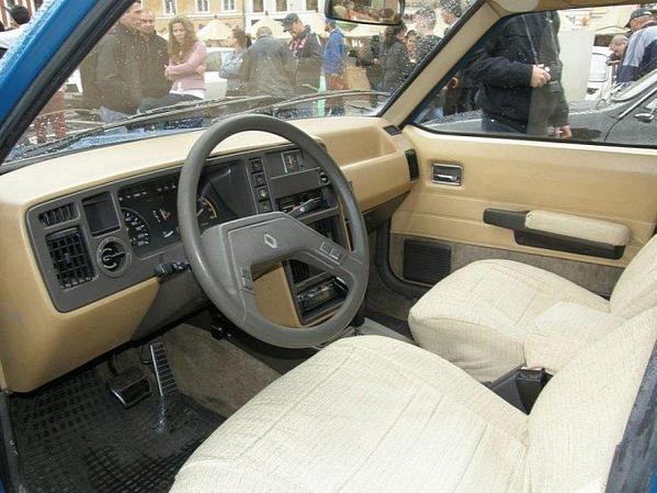 Voici la Dacia 2000 de Nicolae Ceausescu, l'ancien dictateur roumain