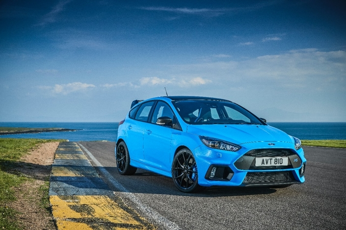 Ford annonce un pack performance sur la Focus RS