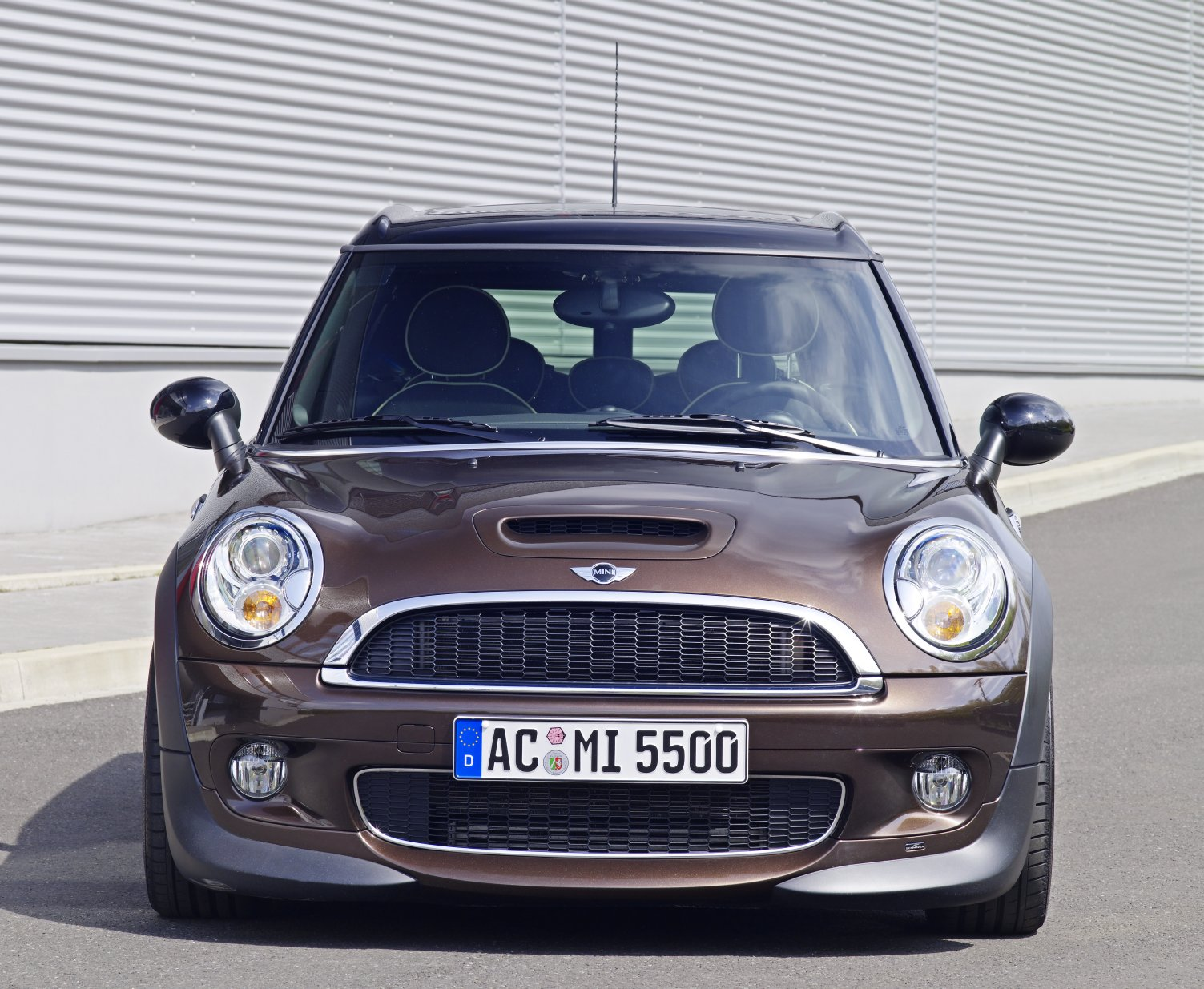 mini cooper s clubman by ac schnitzer little big car. Black Bedroom Furniture Sets. Home Design Ideas