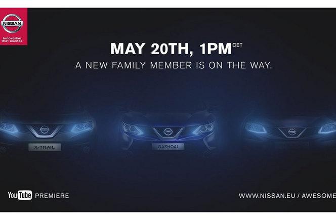 (Teasing) Nissan Pulsar: la future rivale de la VW Golf sera dévoilée le 20 mai!