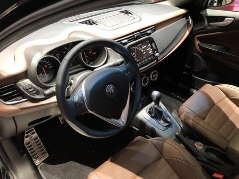 Alfa Romeo Giulietta MY19 : la résistante - Vidéo en direct du salon de Genève 2019