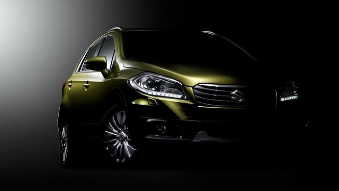 Toutes les nouveautés de Genève 2013 - Suzuki S-Cross : rebaptisé ?