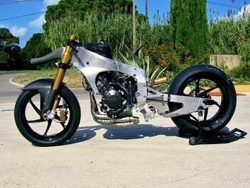 Loto GP - Moto 2: Voilà l'arme de Tech3
