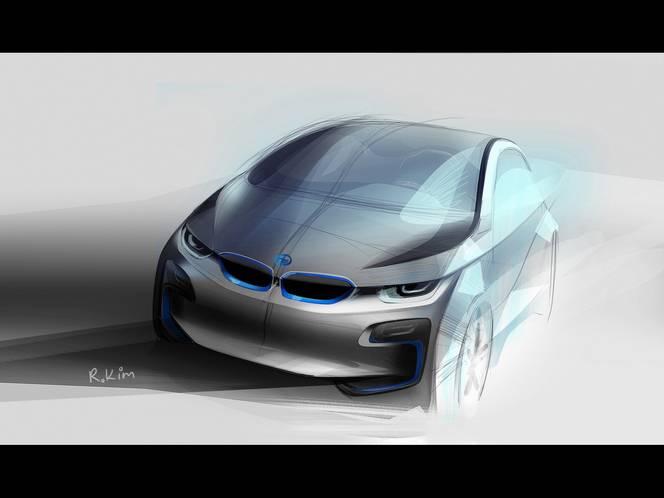 BMW : un crossover luxueux i5 pour 2020