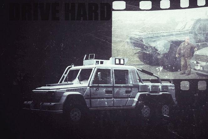 Drive Hard 6x6 Dartz : une G63 AMG 6x6 blindé de1019 ch !