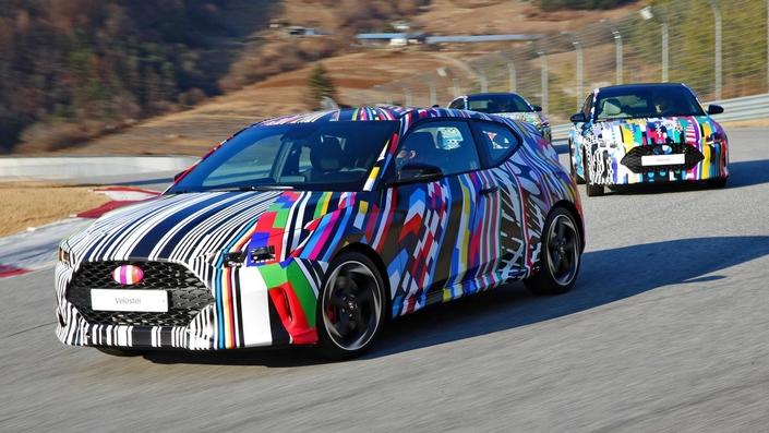 Hyundai annonce le nouveau Veloster