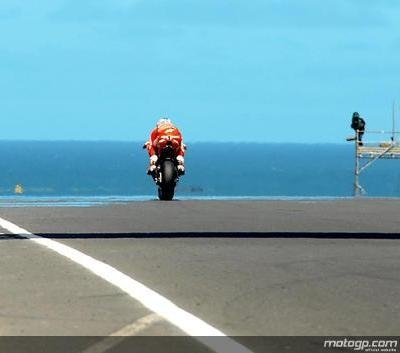 Moto GP - Australie D.2: Stoner a encore du pain sur la planche