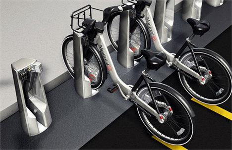 Voici le futur vélo en libre-service BIXI