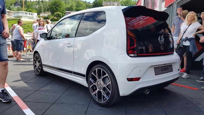 Volkswagen Up! GTI: réinventer l'icône (présentation vidéo)