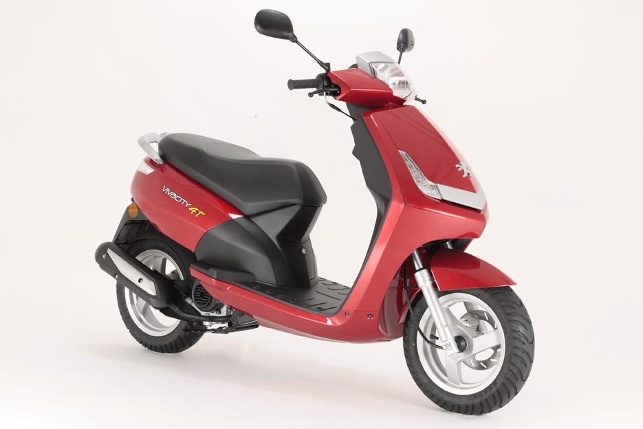 Nouveauté scooter 2010 : Peugeot New Vivacity 50 cm3 4 temps