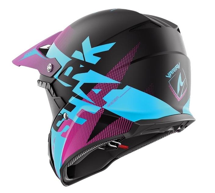Shark Varial: retour au motocross