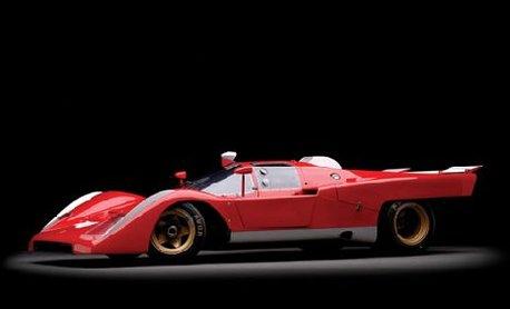 Prix record: 7 millions d'euros pour une Ferrari 250 GT SWB California Spyder