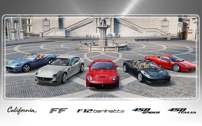 Résultats 1er trimestre 2014 : Ferrari vend moins mais gagne plus
