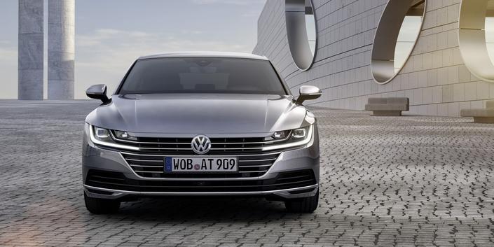 Volkswagen Arteon: une version break est à l'étude
