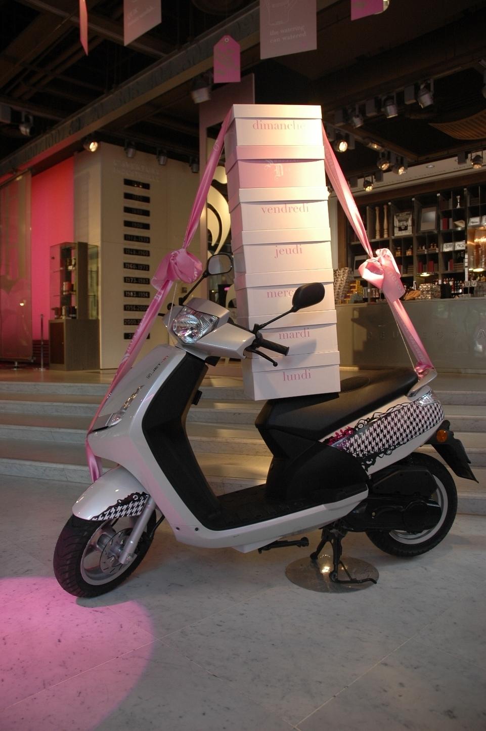 Peugeot s'expose à Paris