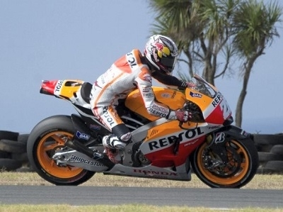 Moto GP - Grand Prix des Amériques Qualifications: le HRC domine son sujet