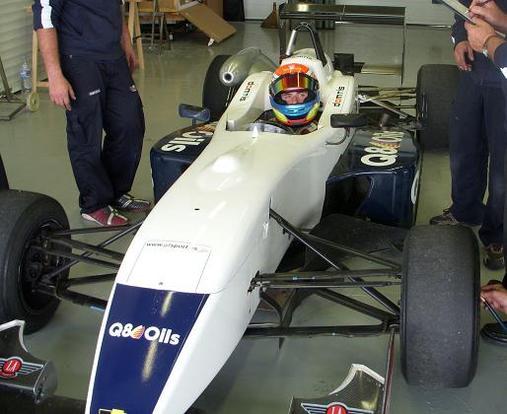 Formule 3: Nelson Panciatici part à la conquête de l'Espagne