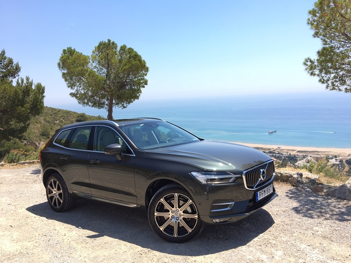 volvo xc60 les premi res images de l 39 essai en live impressions de conduite. Black Bedroom Furniture Sets. Home Design Ideas