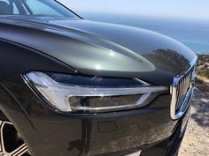Volvo XC60 : les premières images de l'essai en live + impressions de conduite