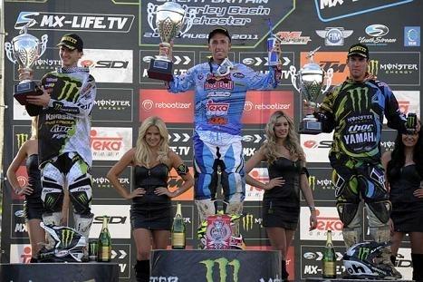 Motocross mondial : GP de Grande Bretagne, Cairoli vers un nouveau titre