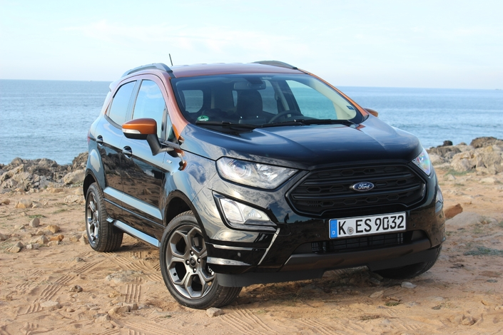 forum ford kuga afficher le sujet ford ecosport 2018 nouveau look mais aussi en 4x4. Black Bedroom Furniture Sets. Home Design Ideas
