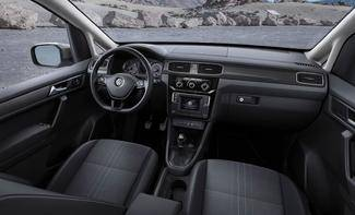 Salon de Francfort 2015 - Volkswagen Caddy Alltrack : un van tout-chemin