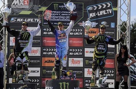 Motocross mondial : GP de Grande Bretagne, MX 2, qui pour arrêter Ken Roczen