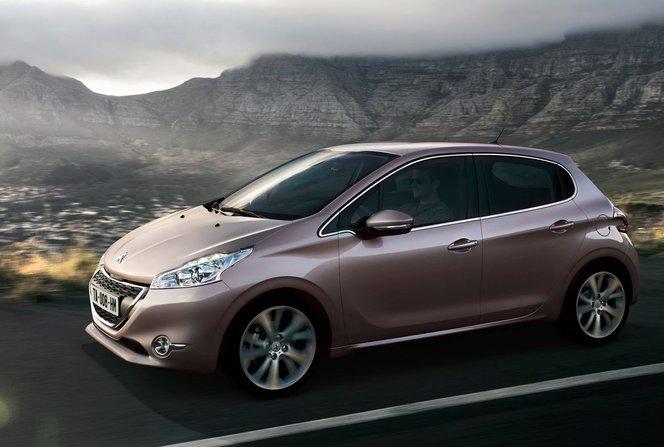 Toutes les nouveautés de Genève 2013 - Peugeot 208 Hybrid FE : prometteuse