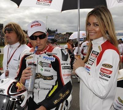 Moto GP - Australie: Randy visait deux places de mieux