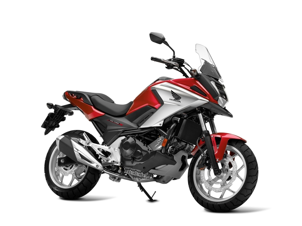 En direct du salon de Milan 2015 : Honda NC 750 X