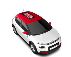 Citroën C3: une nouvelle série spéciale Graphic