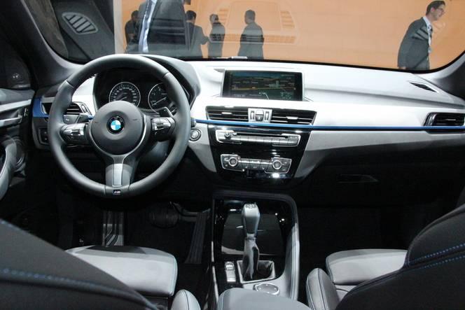 BMW X1 : Mini X5 - Vidéo en direct du salon de Francfort 2015
