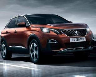 3- Peugeot 3008 : 7.892 ventes.