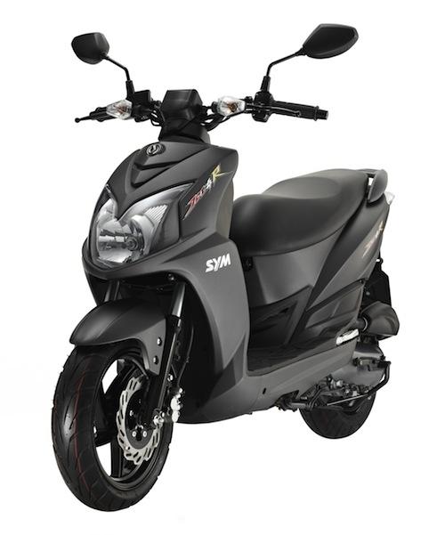 Nouveauté Scooter : Sym Jet4R et R Naked 50 cm3