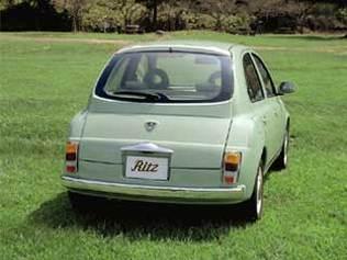 Ritz: la Fiat 500 ou presque