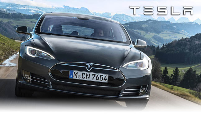 gen ve 2013 tesla d voile les prix de la model s partir de 64 760. Black Bedroom Furniture Sets. Home Design Ideas